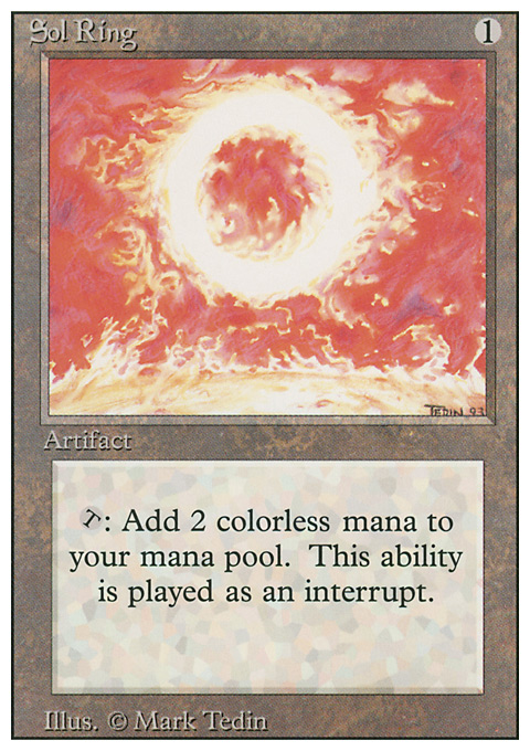 Sol Ring original card image