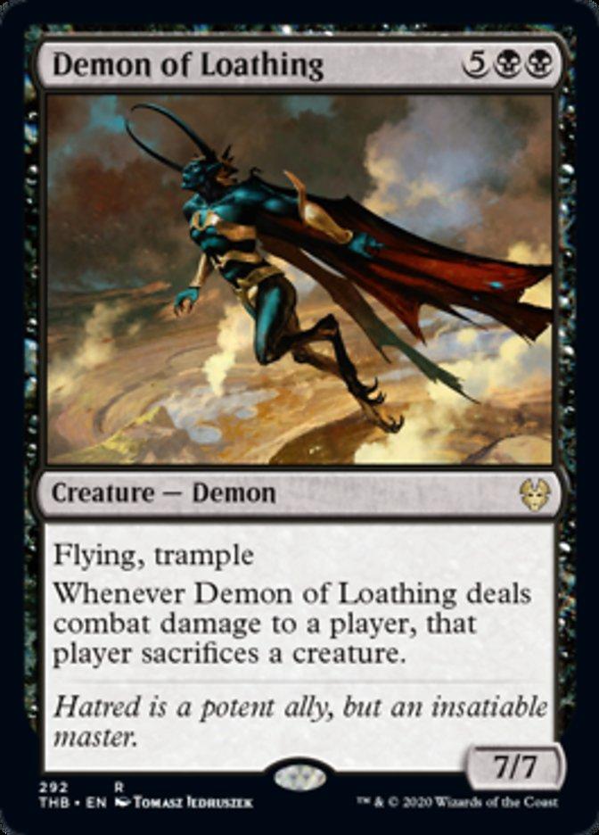 Demon of Loathing