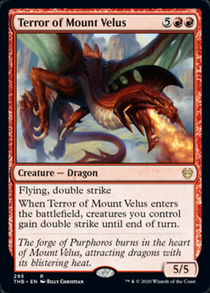 Terror of Mount Velus