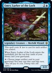 Emry, Lurker of the Loch