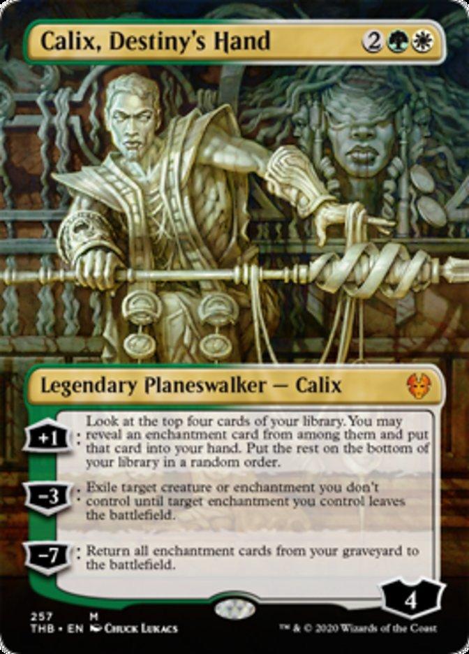 Calix, Destiny's Hand (Borderless)