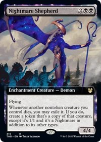 Nightmare Shepherd (Extended Art)
