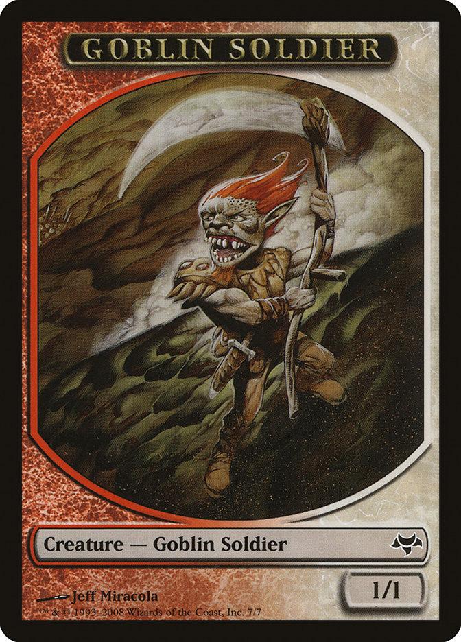 Goblin Soldier Token