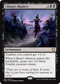 Lilliana's Mastery