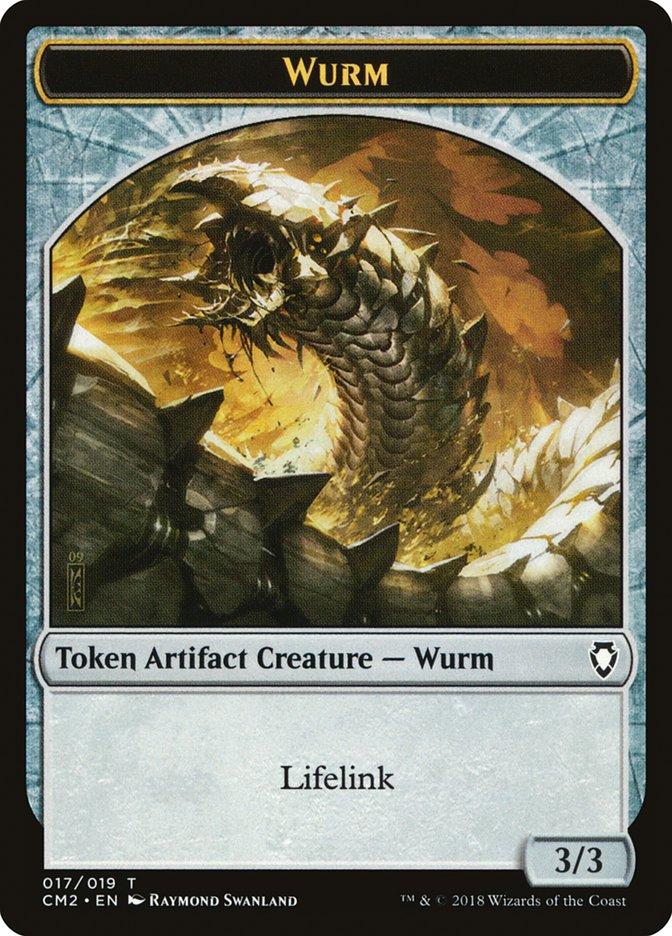 Wurm Token (Lifelink)