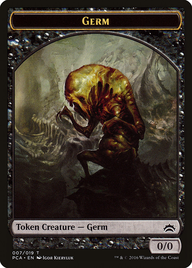 Germ // Goblin Double-sided Token