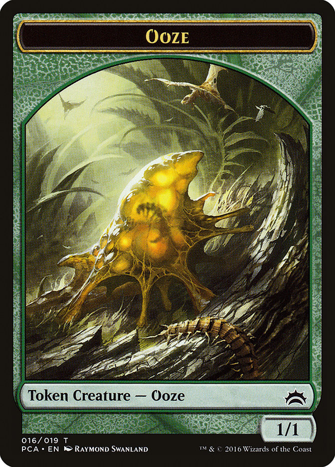 Ooze Double-sided Token