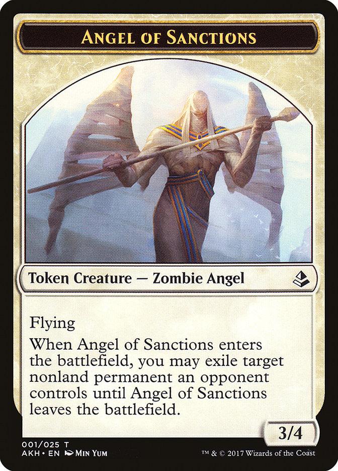 Angel of Sanctions // Drake Token