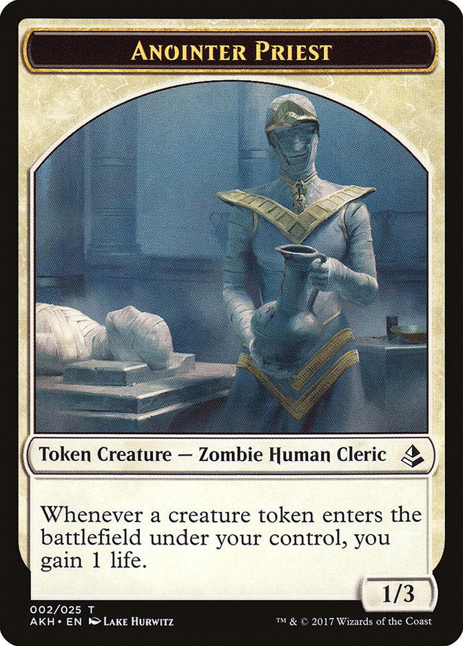 Anointer Priest // Drake Token