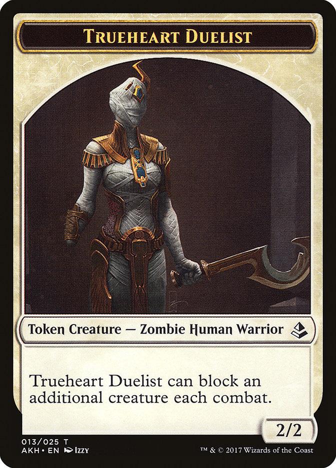 Trueheart Duelist // Snake Token