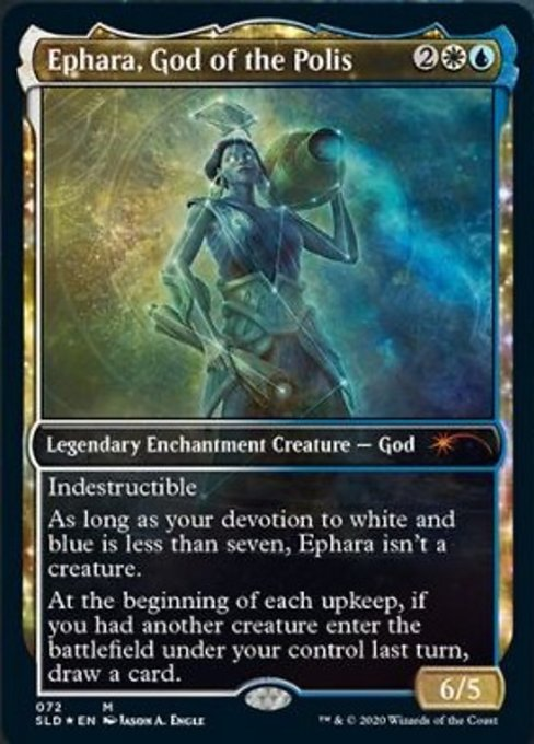 Ephara, God of the Polis