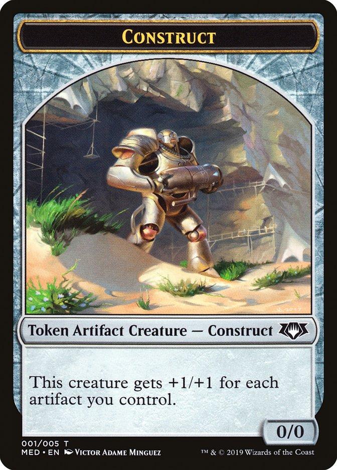 Construct Token (001)