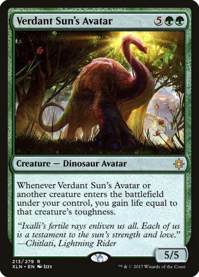 Verdant Sun's Avatar