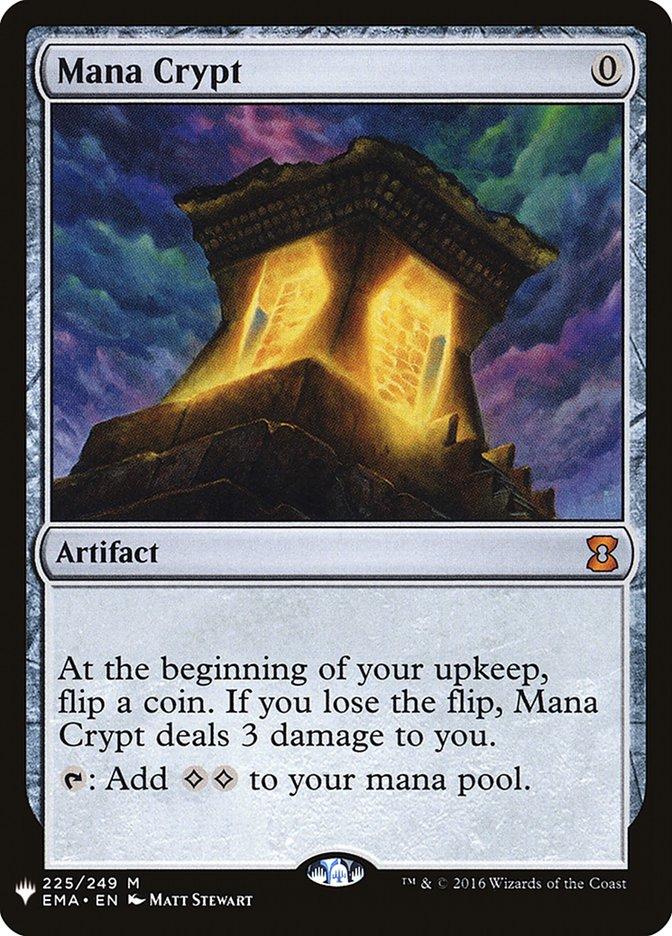 Mana Crypt