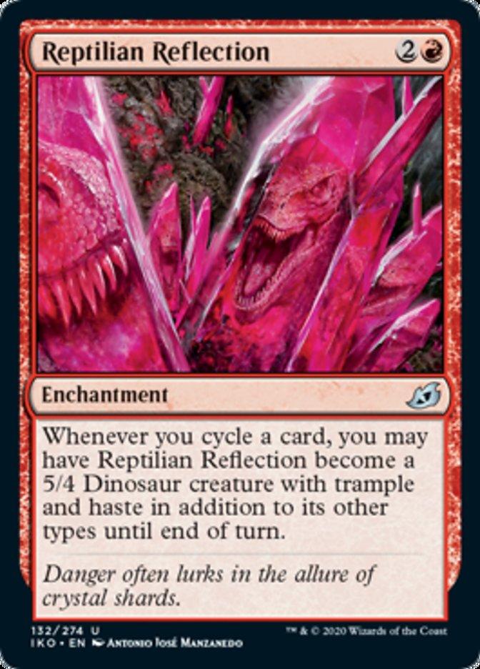 Reptilian Reflection