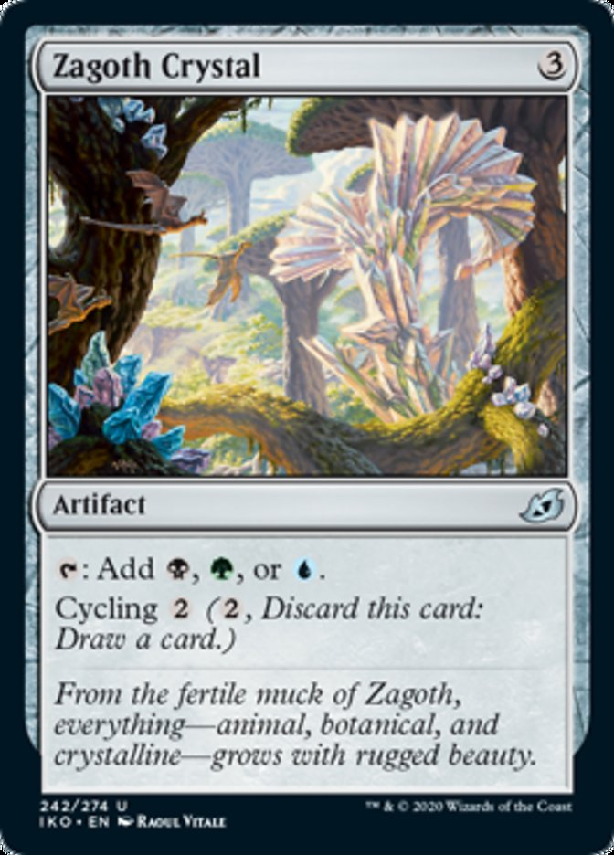 Zagoth Crystal
