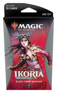 Ikoria: Lair of Behemoths - Theme Booster [Black]