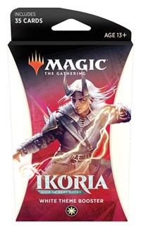 Ikoria: Lair of Behemoths - Theme Booster [White]
