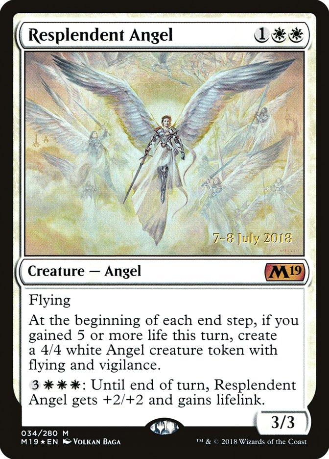 Resplendent Angel
