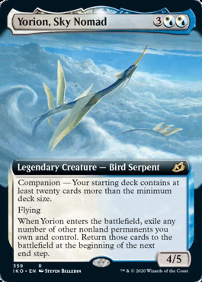 Yorion, Sky Nomad (Extended Art)