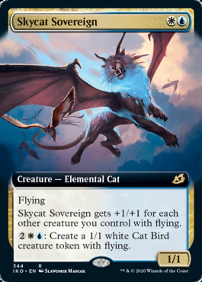 Skycat Sovereign (Extended Art)