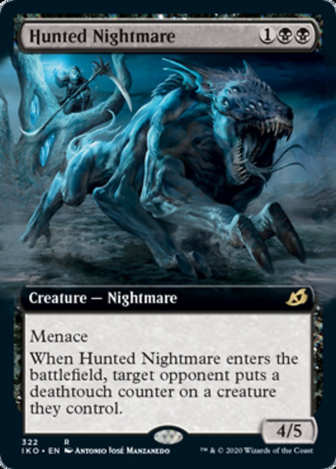 Hunted Nightmare (Extended Art)
