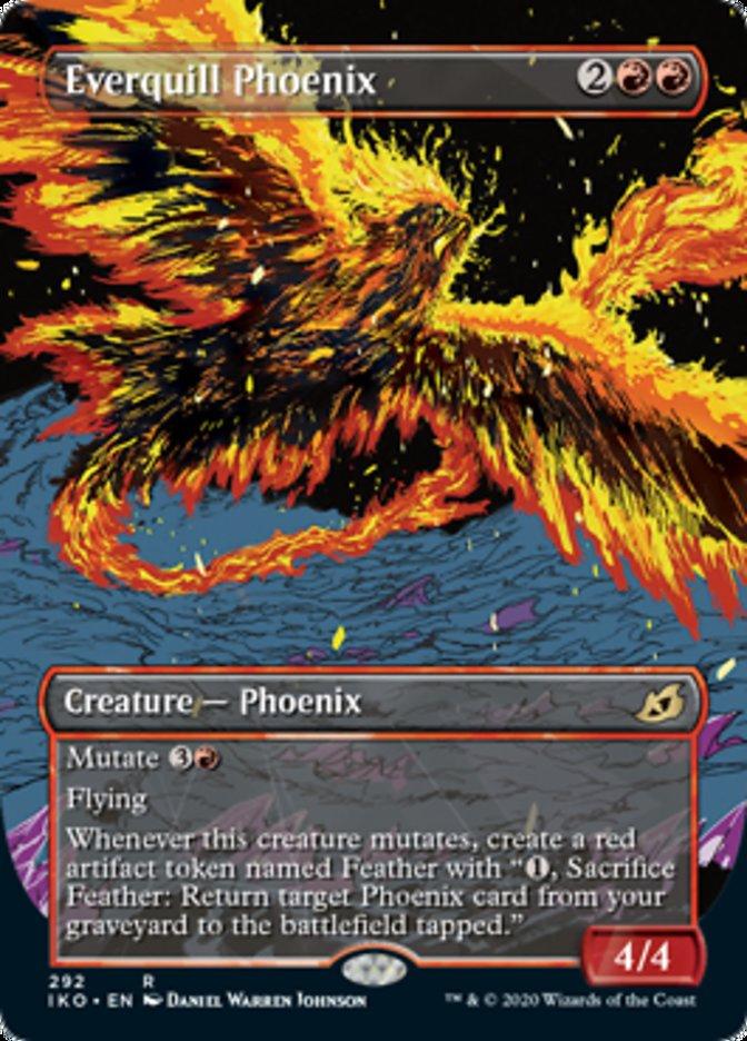Everquill Phoenix (Showcase)