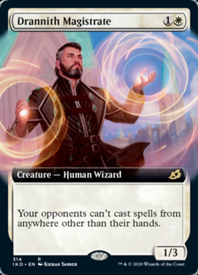 Drannith Magistrate (Extended Art)