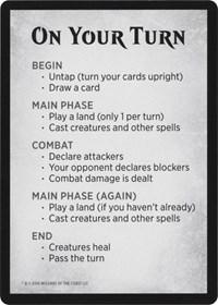 Rules Card (WAR Bundle)