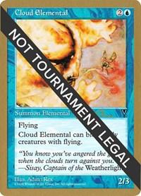 Cloud Elemental - 1997 Paul McCabe (VIS)