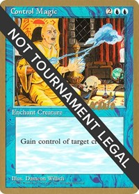 Control Magic - 1996 Michael Loconto (4ED)
