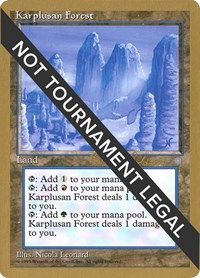 Karplusan Forest - 1998 Brian Selden (ICE)