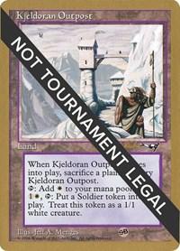Kjeldoran Outpost - 1997 Janosch Kuhn (ALL)