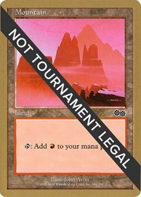 Mountain (346) - 1999 Kai Budde (USG)