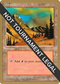 Mountain (C) - 1996 Mark Justice (4ED)