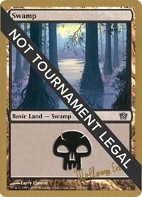 Swamp (342) - 2003 Wolfgang Eder (8ED)