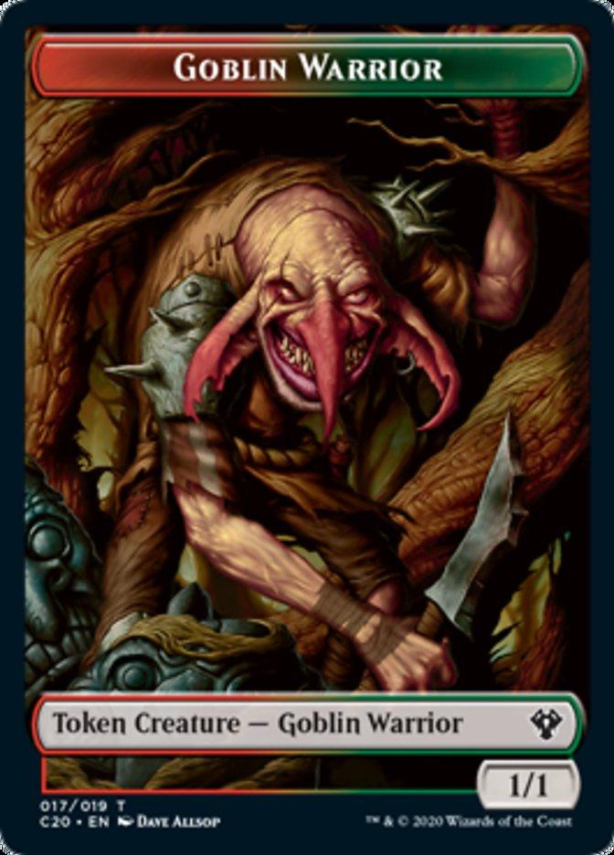 Goblin Warrior Token