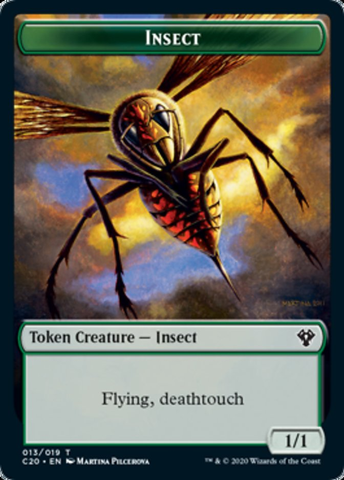 Insect Token (013)