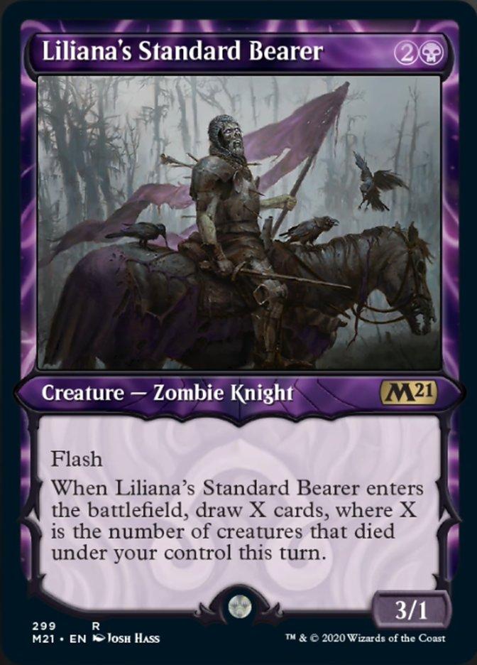 Liliana's Standard Bearer (Showcase)