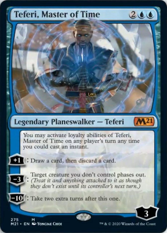 Teferi, Master of Time (275)