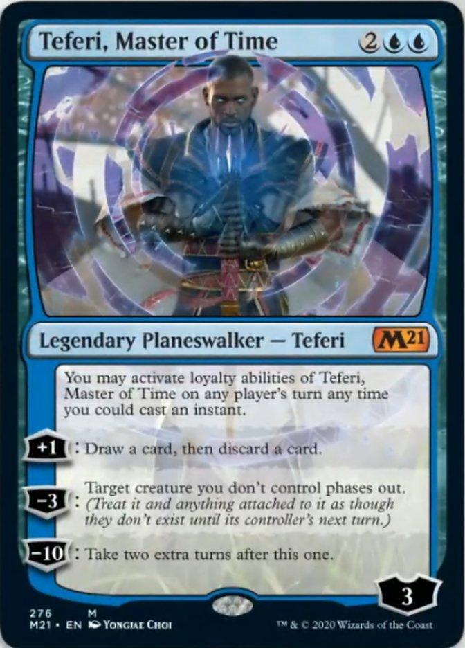 Teferi, Master of Time (276)