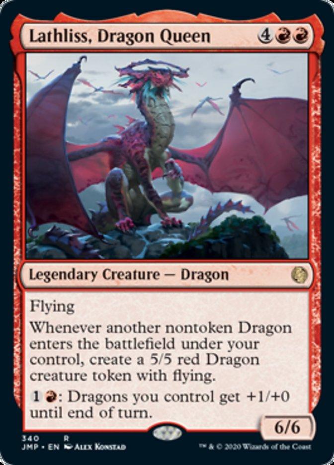 Lathliss, Dragon Queen