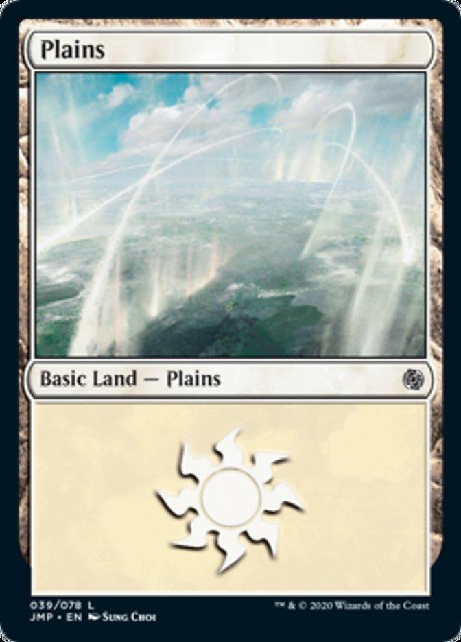 Plains (39) card from Jumpstart