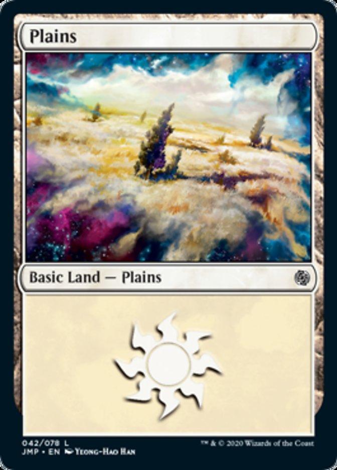 Plains (42) card from Jumpstart