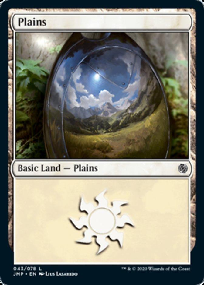 Plains (43) card from Jumpstart