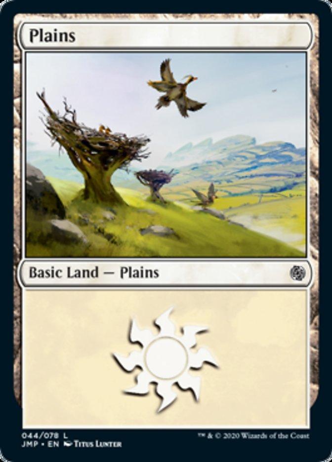 Plains (44) card from Jumpstart