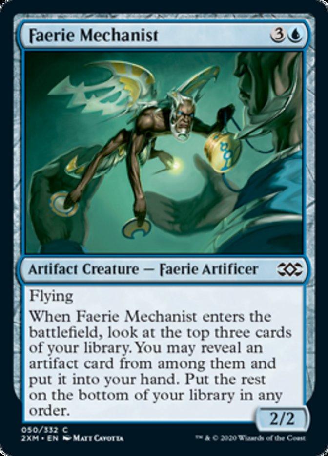 Faerie Mechanist