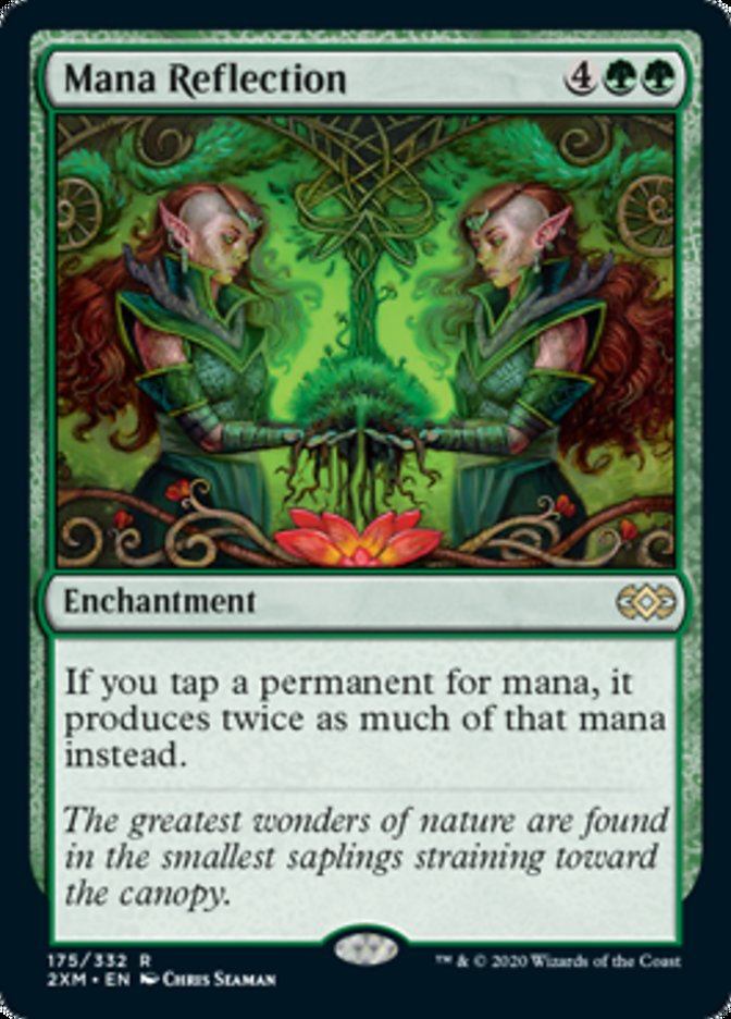Mana Reflection card from Double Masters
