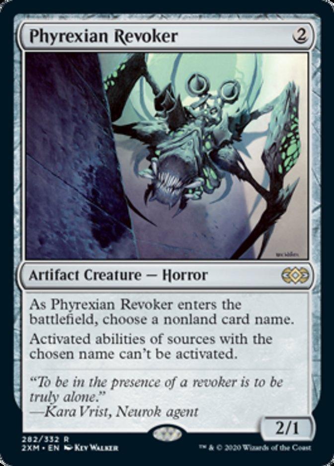 Phyrexian Revoker original card image