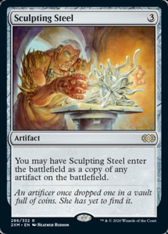 Sculpting Steel